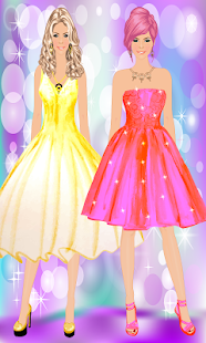Dress Up Fashion Girl Game - screenshot thumbnail