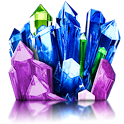 Crystals Live Wallpaper icon