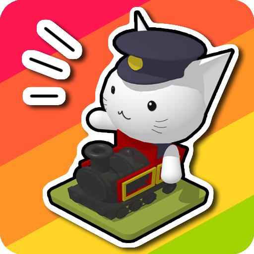 mew mew Train 解謎 App LOGO-APP開箱王