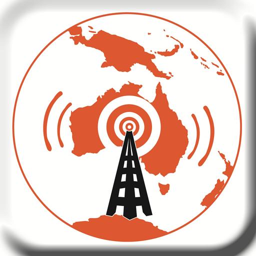 Target Radio Network LOGO-APP點子