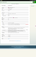 Screenshot of Anonym surfen - Prism Breaker