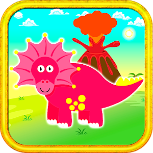 Dinosaur Bubble Pop Simulator
