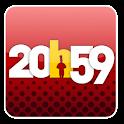 20h59 : Agenda sorties logo