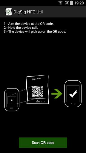 iDocTrust NFC DigSig Utility