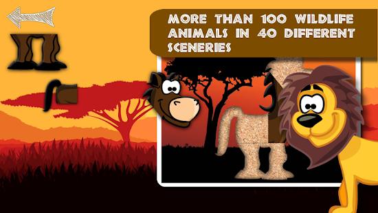 Wildlife-Animals-Jigsaw-Puzzle 14