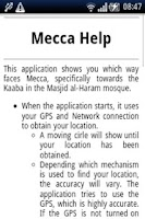 Screenshot of Mecca