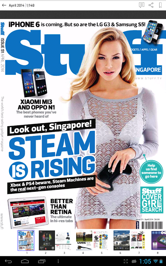 Stuff Singapore - screenshot
