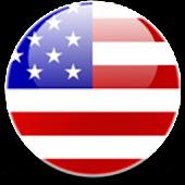 USA 50  States Flags