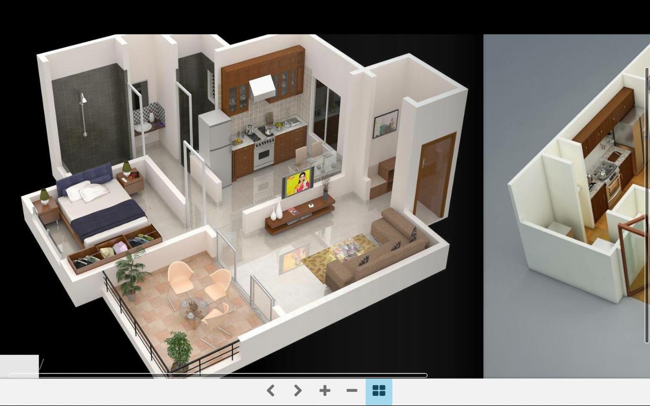 Planos de casas 3d aplicaciones android en google play for App diseno casas