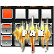 Electrum Pak Drumhits