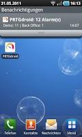 Screenshot of PRTGdroid