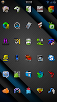 Screenshot of Cobalt Icon Pack
