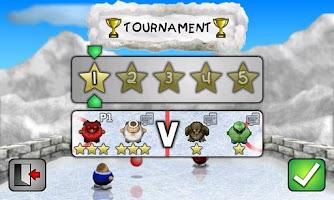 Screenshot of Fat Ball Lite (1 or 2 Player)