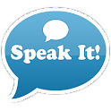 Speak It! (by Fedmich) icon