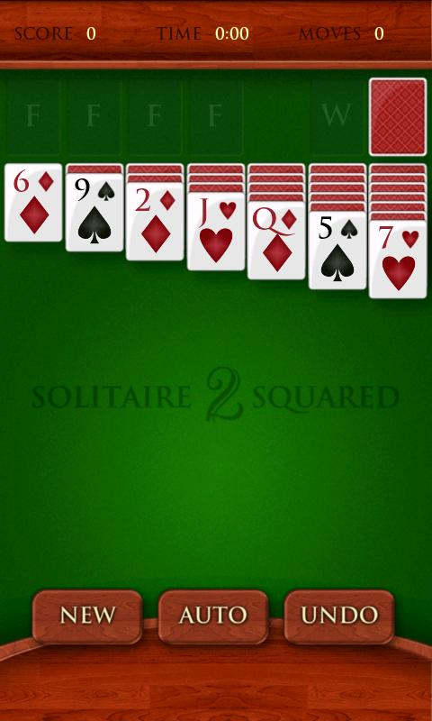 Solitaire Squared Free - screenshot