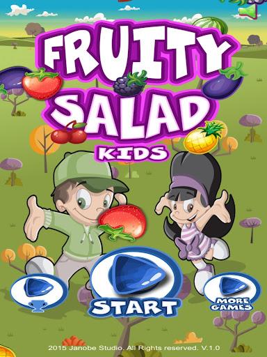 Fruity Salad Kids X FREE