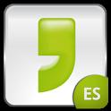 Siine Writer teclado (beta) icon