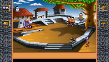 Screenshot of Gobliiins Trilogy