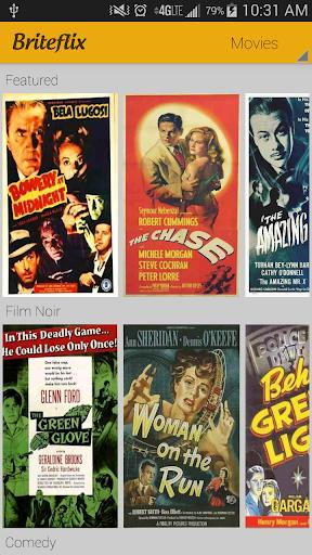 BriteFlix Classic Movies
