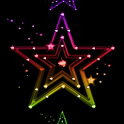 Colorful Star icon