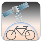Bike anti-theft remote icon