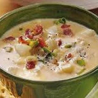 Potato Bacon Soup.