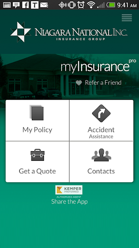 myInsurance - Niagara National