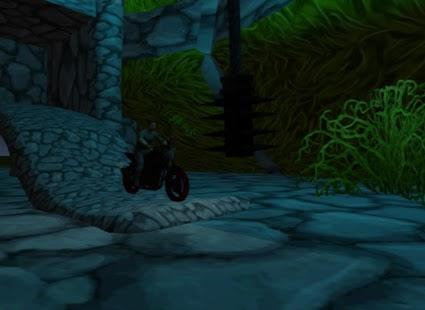 超極端的自行車道上遊戲