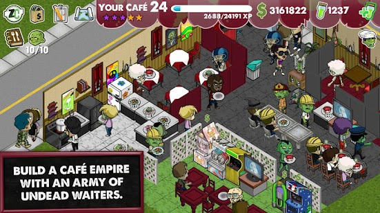 Zombie Café - screenshot thumbnail
