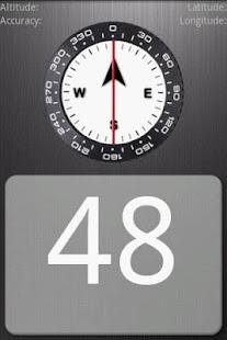 GPS Speed - screenshot thumbnail