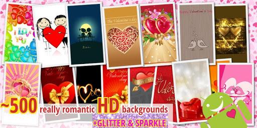 Valentines live wallpaper
