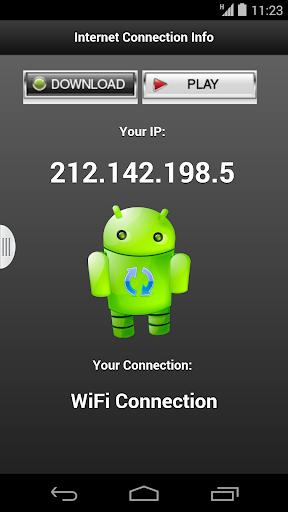 Internet Info IP Tools