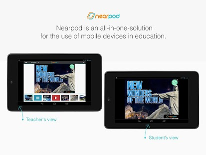 Nearpod - screenshot thumbnail