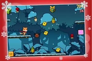 Screenshot of Tappy Run Xmas - Christmas