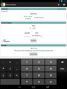 Price Cruncher - Price Compare screenshot 8
