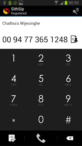 SithSip VoIP SIP Client