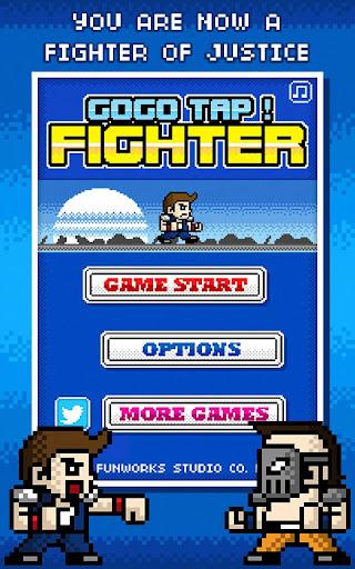 GoGo Tap Fighter - Bravo Hero