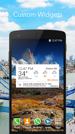 AccuWeather Screenshot 2