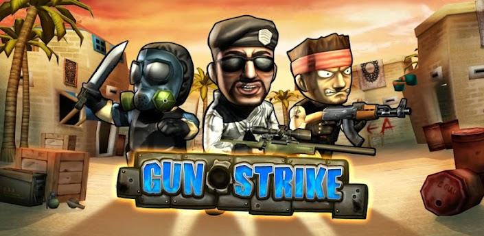 Gun Strike XperiaPlay - захватывающая стрелялка