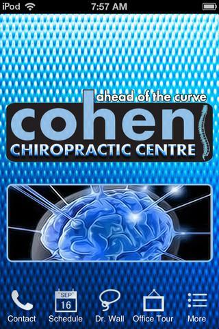 Cohen Chiropractic Centre