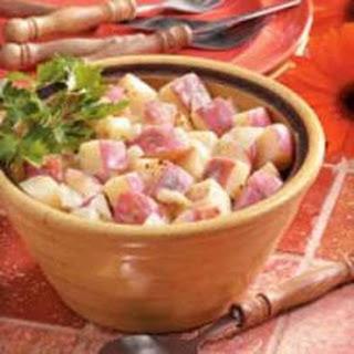 Creamy Skillet Potatoes