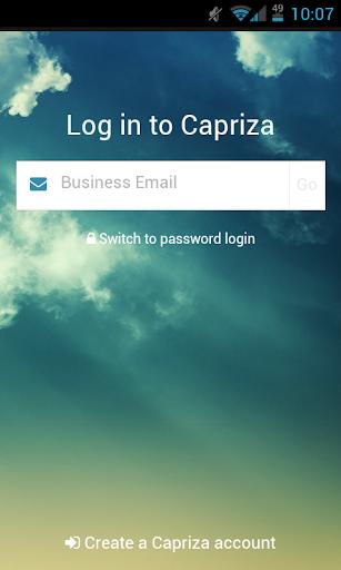 Capriza for Citrix Worx