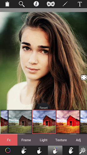 Color Effect Photo Editor Pro - screenshot