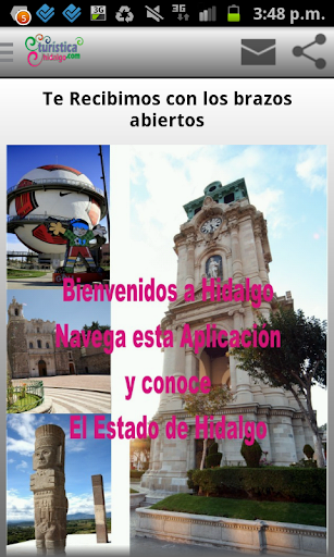Guía Turística Hidalgo