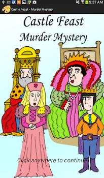 Castle Feast - Murder Mystery
