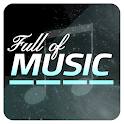 Full of Music - MP3 リズムゲーム icon