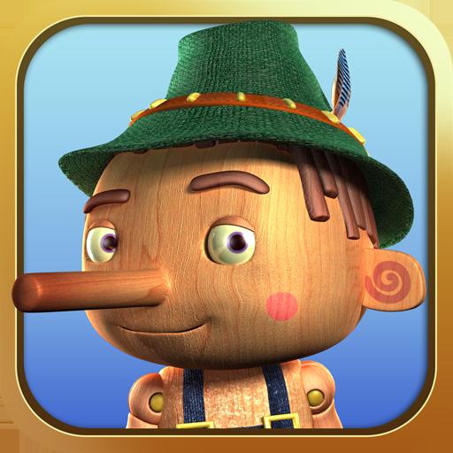 トーキング ピノキオ プロ 娛樂 App LOGO-APP開箱王