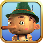 Talking Pinocchio Pro icon