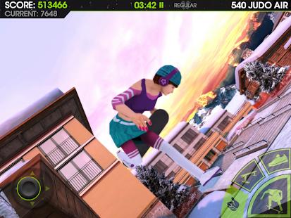 10 Skateboard Party 2 Lite App screenshot