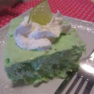 Lime Gelatin Salad I